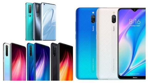 Daftar Harga Hp Xiaomi Bulan Juli 2020 Redmi Note 9 Mi Note 10 Pro Hingga Redmi Note 8 Pro
