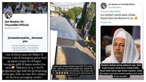 Sindiran Nikita Mirzani Di Instagram Gue Cucu Nabi Juga Nabi Adam Sudah Tahu Rumah Gue Kan
