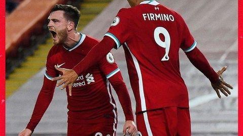 Hasil Laga Liverpool Vs Leicester City Firmino Dkk Menang 64 Kali Tak Terkalahkan Di Anfield